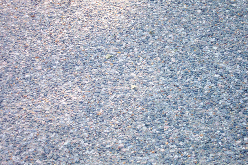 Gray Exposed Aggregate Western Branch Concrete Inc